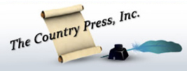 The Country Press Inc. Logo