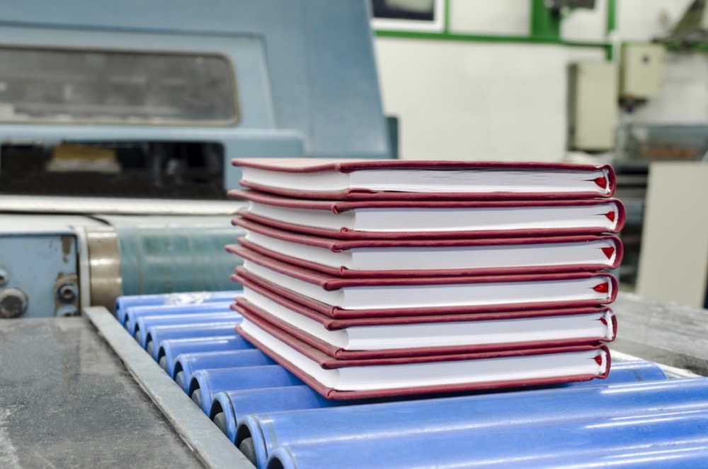 Pinting Perfect Bound Books for Fast Delivery- The Country Press Inc.